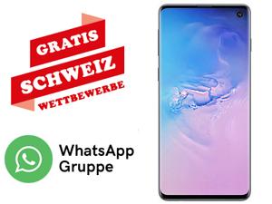 Gratiis-Schweiz WhatsApp Verlosung